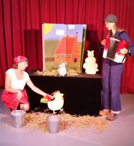 Kindertheater Vreemde vrienden